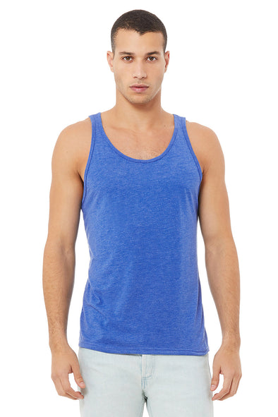 TRUE ROYAL TRIBLEND ESSENTIAL JERSEY TANK