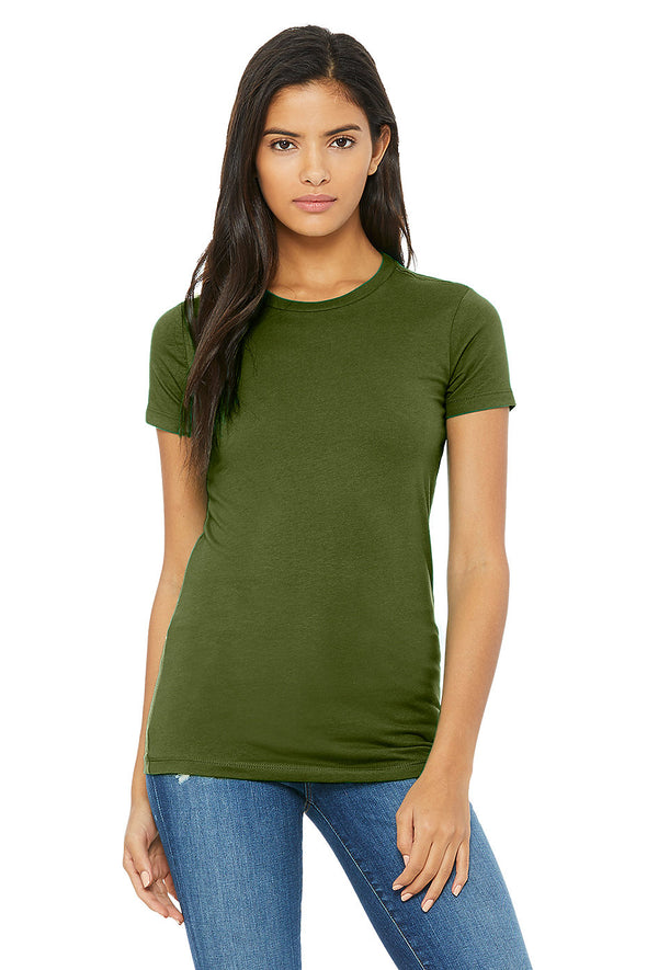 OLIVE ESSENTIAL WOMEN'S TEE
