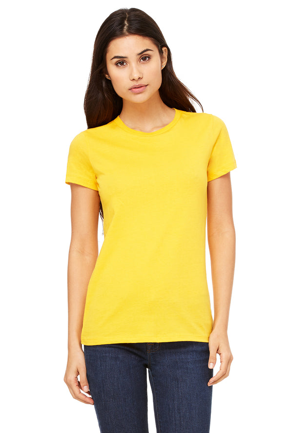 GOLD ESSENTIAL WOMEN'S TEE