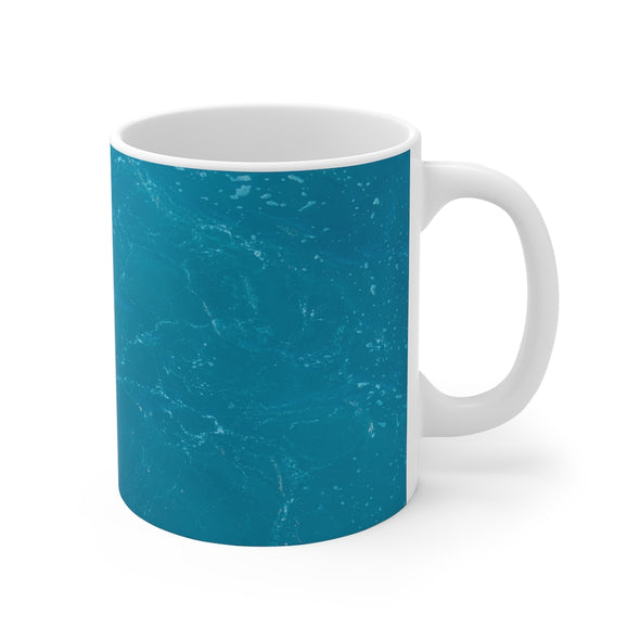 FAVOURITE BLUE SEA MUG