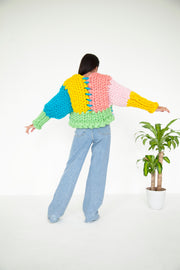 Original Super Colossal Knit Jacket
