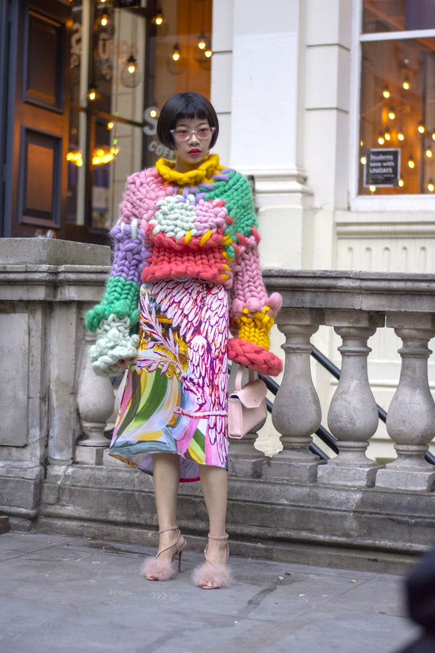 The Colossal Chunky Knit Jumper