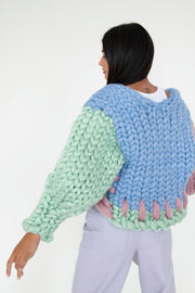 Hera Colossal Knit Jacket