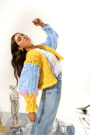 Flounder Colossal Knit Jacket