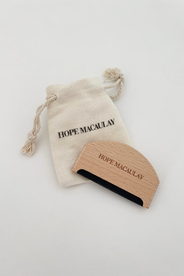 Hope Macaulay Knitwear Comb
