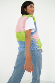 Venus Chunky Knit Sweater Vest
