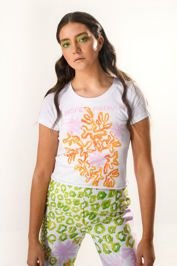 Coral Reef Organic Cotton Baby Tee
