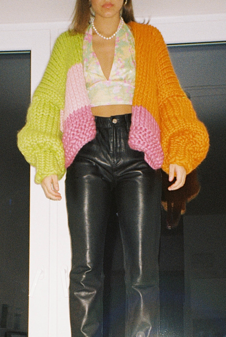 Wonderland Chunky Knit Cardigan