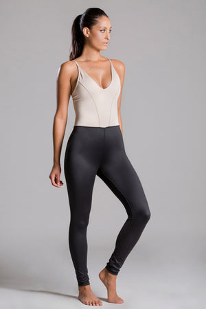 Jumpsuit Nude Relevé For Body Barre