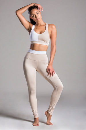 The Nude Due Total Look For Body Barre