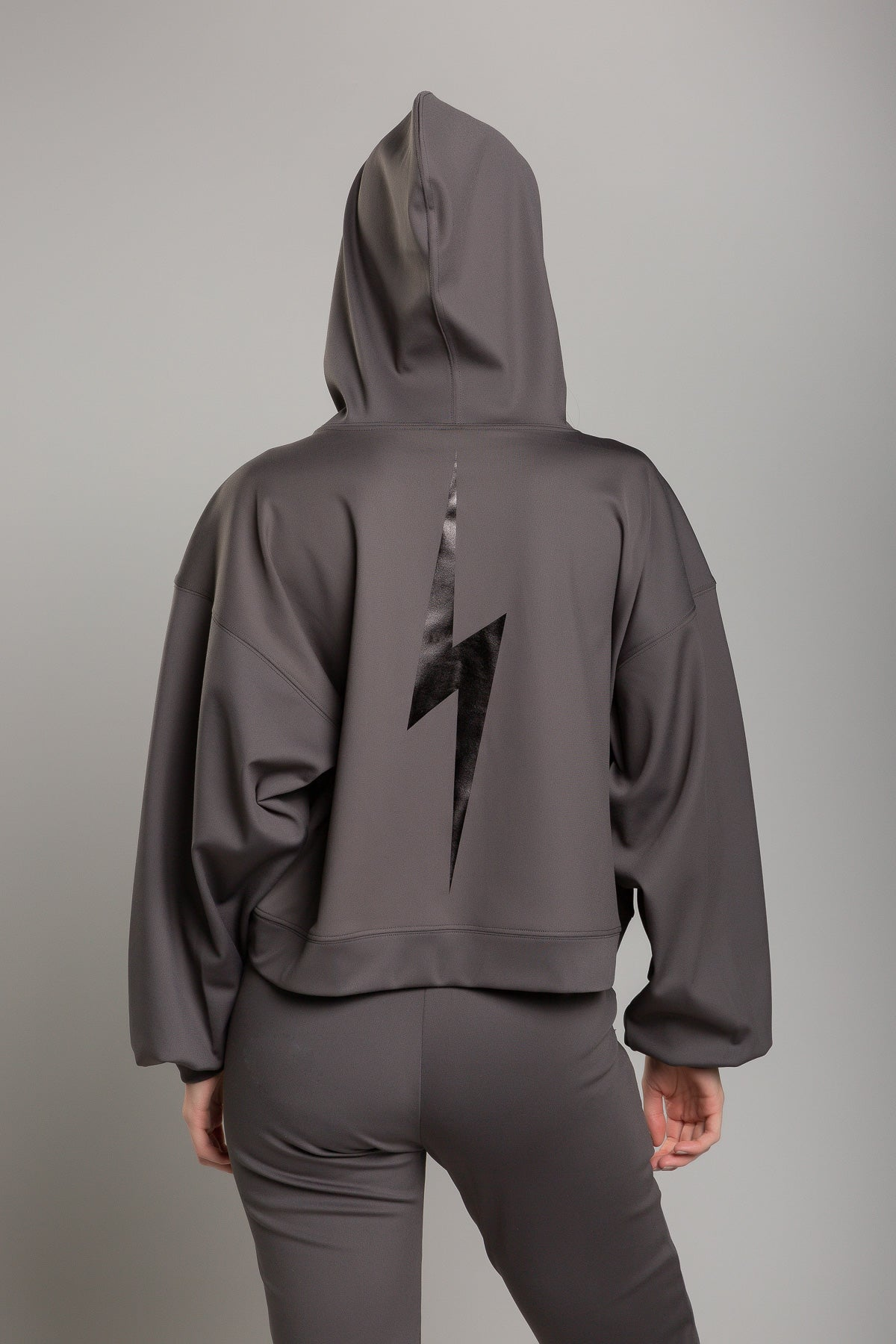The Gray Thunder Hoodie