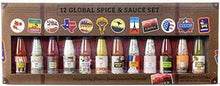 Load image into Gallery viewer, Global Spice and Salt Gift Set