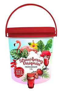 Strawberry Margarita Cocktail Bucket