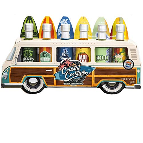 Woody Bus Cocktail Mixers