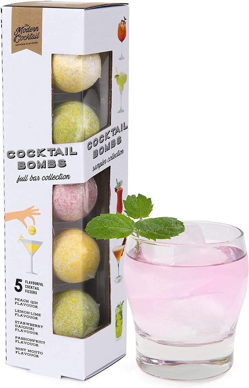 Cocktail Bomb Sampler Gift Set