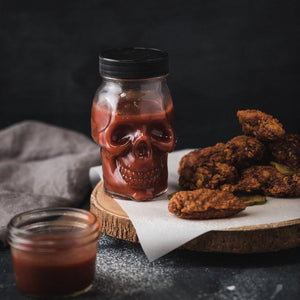 Deadly Skull Hot Sauce