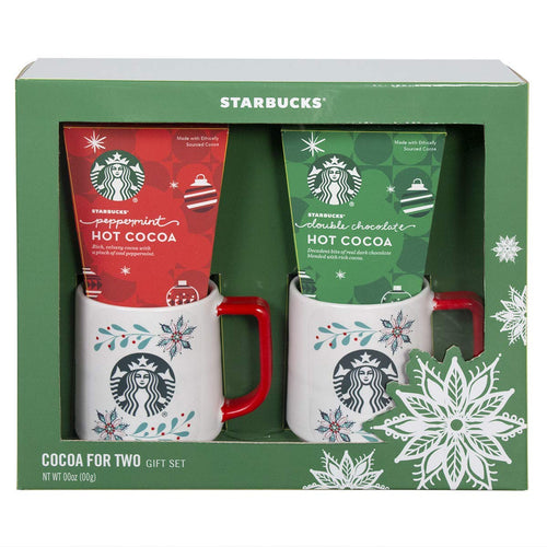 Starbucks Cocoa for 2