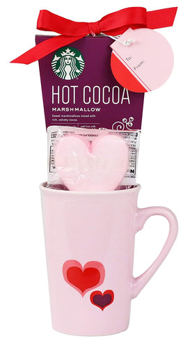 Starbucks Mug and Hot Chocolate Gift Set
