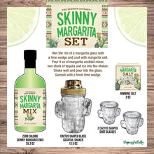 Load image into Gallery viewer, Skinny Margarita Set