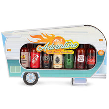 Load image into Gallery viewer, Hot Sauce Camper Gift Set