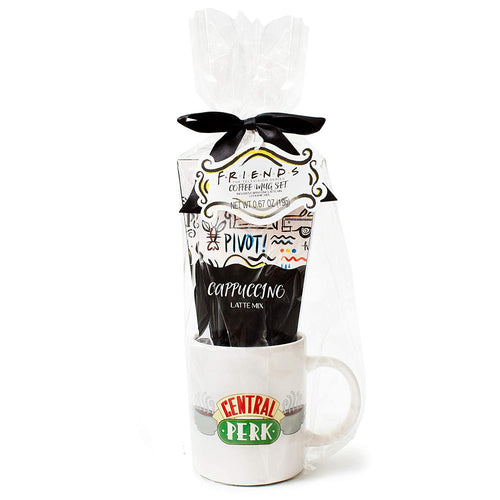 Friends Mug and Coffee Gift Set