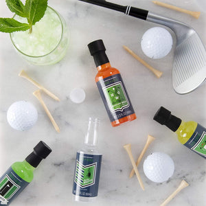 19th Hole Cocktail Mixer Gift Set