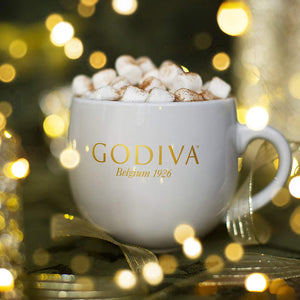 Godiva Holiday Cocoa Mug Gift Set