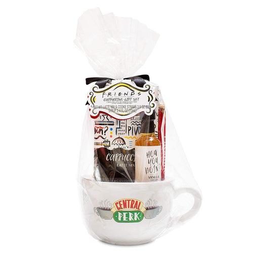 Friends Cappuccino Gift Set