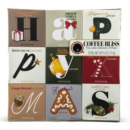 Holiday Latte Variety Gift Set