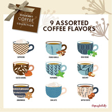 Load image into Gallery viewer, Coffee Of The Holidays 9 Pack