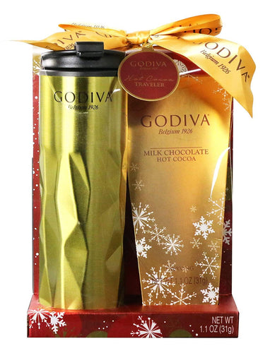 Godiva Coffee Travel Set