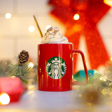 Load image into Gallery viewer, Starbucks Holiday Cocoa Set