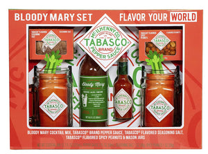 Tabasco Bloody Mary Set
