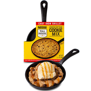 "Nestle Toll House Individual-Size Chocolate Chip ""Pizza Cookie"""