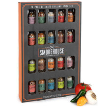 Load image into Gallery viewer, Smokehouse Ultimate Grilling Spice Set