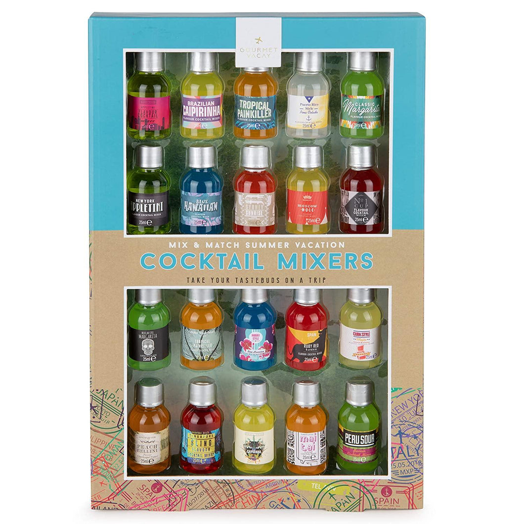 Cocktail Mixer Gift Set