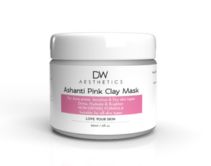 ASHANTI PINK CLAY MASK