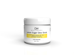 LEMON SUGAR GLOW SCRUB