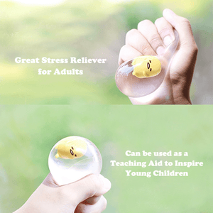 Anti Stress Eggs Squeeze Toys