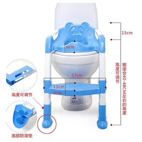Image of Baby Toilet Trainer Seat