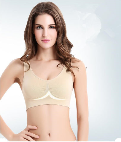 Image of Dream by Genie Bra Comfortable Seamless Bra Levandoo Bestseller Premium Quality