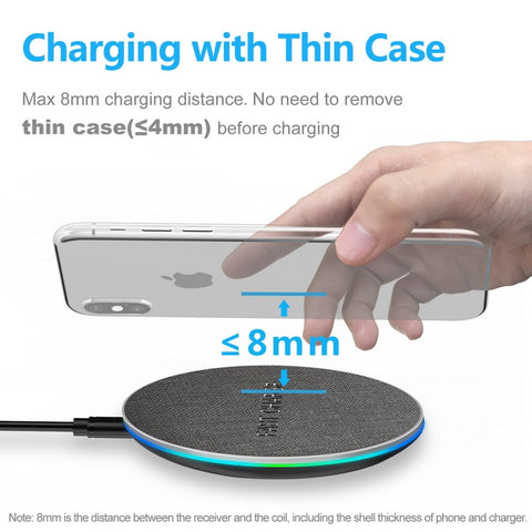 Image of Wireless Mobile Phone Charger