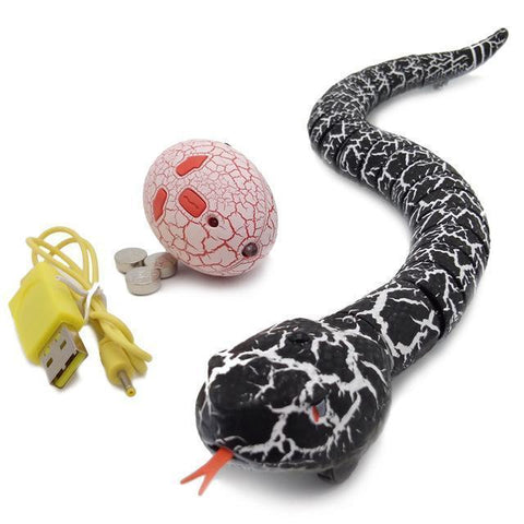 Image of Remote Control Snake Toy