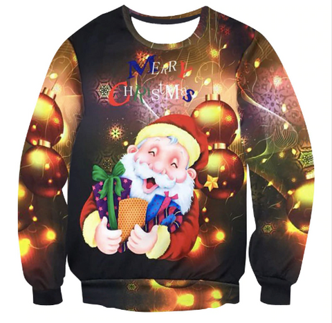 3D Ugly Christmas Sweater