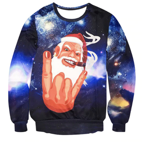 Image of 3D Ugly Christmas Sweater