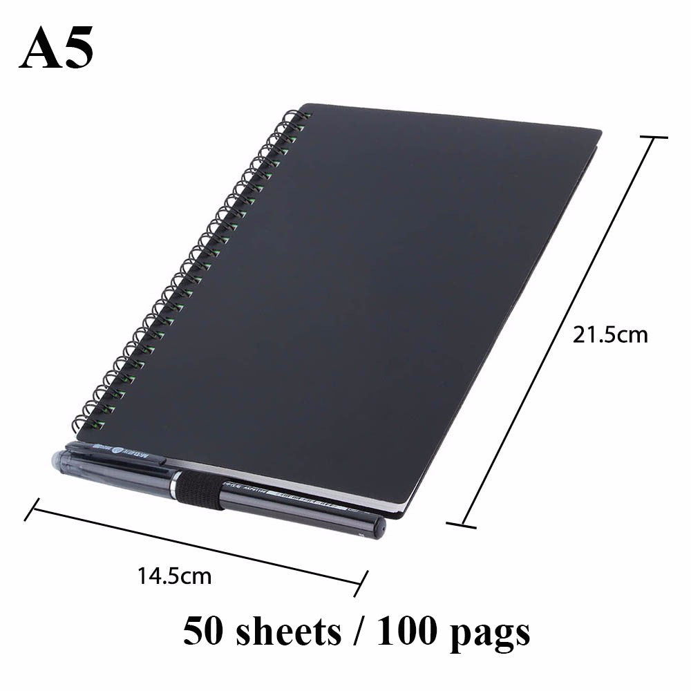 Reusable Smart Notebook - New 2018 Version