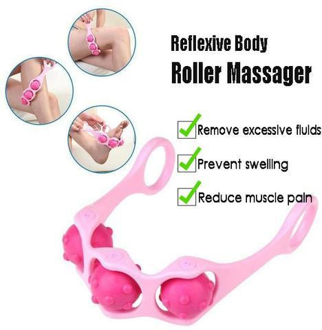 Reflexive Body Roller Massager