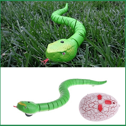 Remote Control Snake Toy
