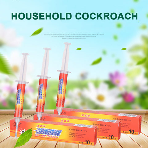 Household Cockroach Gel Bait