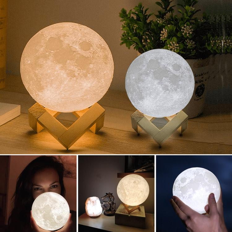 Beautiful Moon Light Lamp